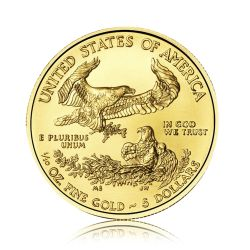 1/10 Unze Gold - American Eagle